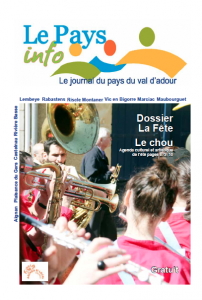 Couverture Pays info 19