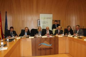 firma convenio partenariado candidatura PIR-EDES 2 041